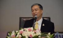 นายธนาคม จงจิระ อธิบดีกรมการปกครอง เป็นประธานในพิธีเปิดการศึกษาอบรมหลักสูตรกำนัน ผู้ใหญ่บ้าน รุ่นที่ 43/2563 รุ่นที่ 44/2563 รุ่นที่ 45/2563 และรุ่นที่ 59/2563